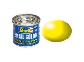 Revell Enamel Color 312 Satin Luminous Yellow