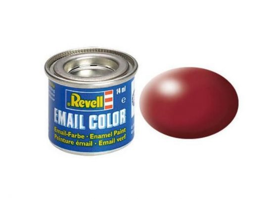 Revell Enamel Color 331 Satin Purple Red