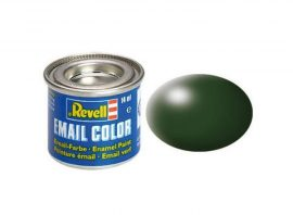 Revell Enamel Color 363 Satin Dark Green