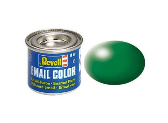 Revell Enamel Color 364 Satin Leaf Green