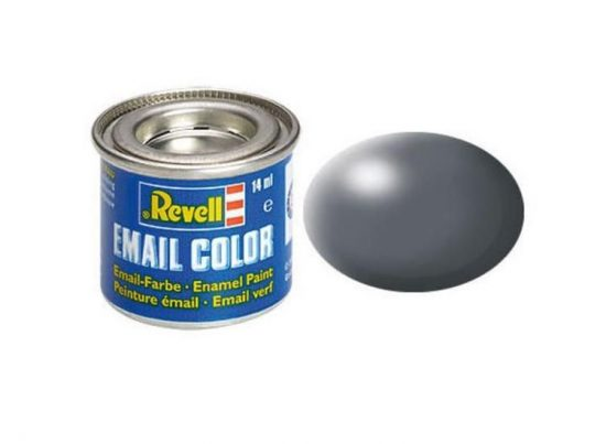 Revell Enamel Color 378 Satin Dark Grey