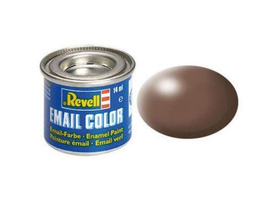 Revell Enamel Color 381 Brown Satin