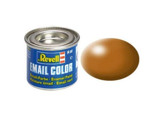 Revell Enamel Color 382 Wood Brown Satin