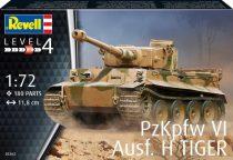 Revell PzKpfw VI Ausf. H TIGER makett