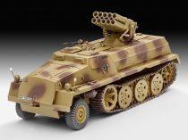 Revell 15cm Panzerwerfer 42 auf sWS makett
