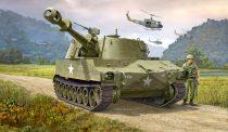 Revell M109 U.S. Army makett