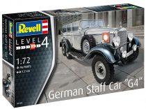 Revell German Staff Car 'G4' makett