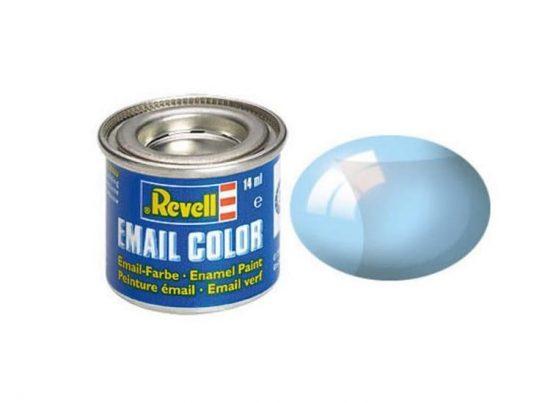 Revell Enamel Color 752 Clear Blue