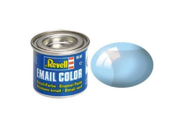 Revell Enamel Color 752 Clear Blue