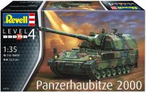 Revell Panzerhaubitze 2000 makett