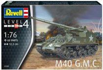 Revell M40 GMC makett