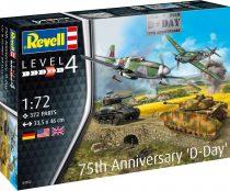 Revell 75 Years D-Day Set makett
