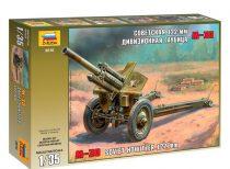 Zvezda M30 122mm Howitzer makett