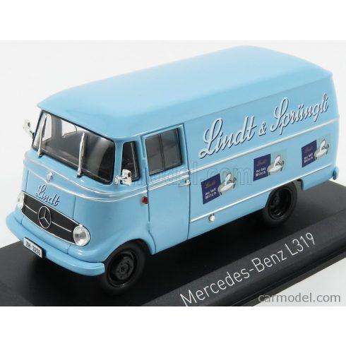 Norev MERCEDES-BENZ L319 VAN LINDT & SPRUNGLI 1957