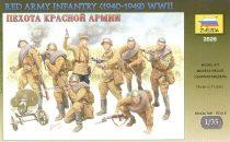 Zvezda Red Army Infantry 1940-1942 (II.vh.)