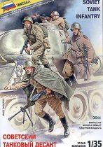 Zvezda Soviet Tank Infantry (II. vh.)