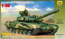 Zvezda T-90 Russian MBT