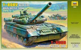 Zvezda T-80BV Russian Main Battle Tank