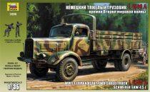 Zvezda Dt.Transport-LKW L4500A makett