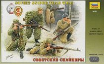 Zvezda Soviet Sniper Team