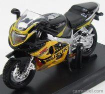 Maisto SUZUKI GSX R600 1998
