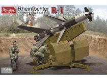 Amusing FlaRak Rheintochter R1 makett