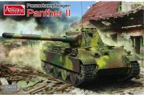 Amusing Hobby Panzerkampfwagen Panther II makett