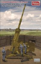 Amusing Hobby German 88mm L71 Flak 41 makett