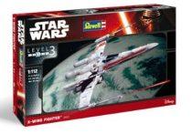 Revell Star Wars - X-Wing Fighter makett