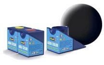 Revell Aqua Color Black Matt