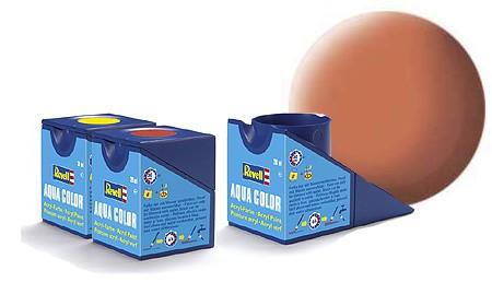 Revell Aqua Color 25 Luminous Orange Matt