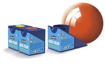 Revell Aqua Color 30 Orange Gloss