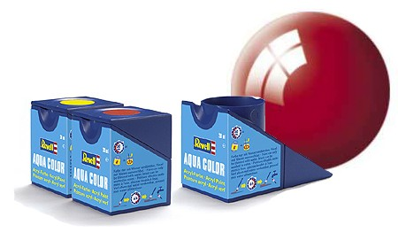 Revell Aqua Color 31 Fiery Red