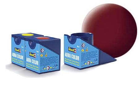 Revell Aqua Color 37 Reddish Brown Matt