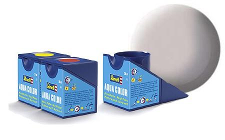 Revell Aqua Color 43 Medium Grey Matt
