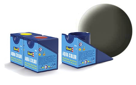 Revell Aqua Color 46 Nato Olive Matt