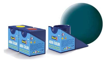 Revell Aqua Color 48 Sea Green Matt