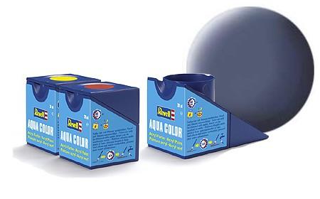 Revell Aqua Color 57 Grey Matt