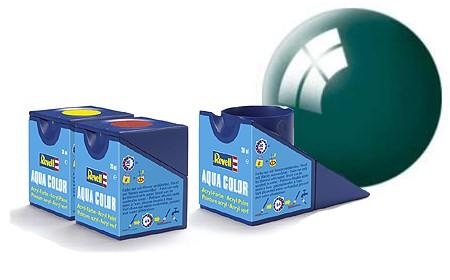 Revell Aqua Color 62 Sea Green Gloss