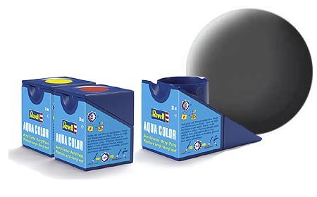 Revell Aqua Color 66 Olive Grey Matt