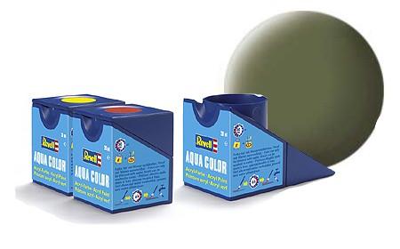 Revell Aqua Color 68 Dark Green Matt