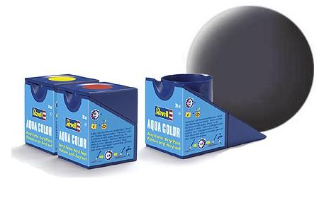 Revell Aqua Color 74 Gunship Grey Matt