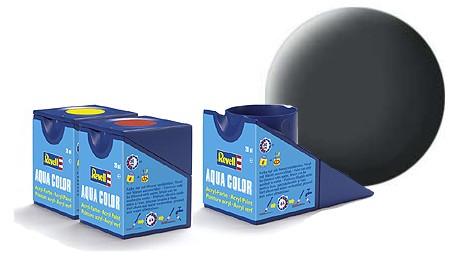Revell Aqua Color 77 Dust Grey Matt