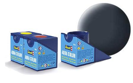 Revell Aqua Color 79 Greyish Blue Matt