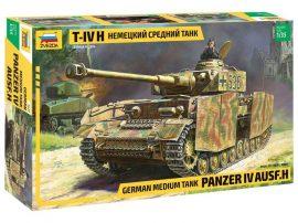 Zvezda Panzer IV Ausf.H