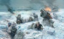 Zvezda German Infantry Winter 1941/42