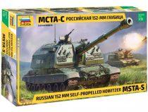 Zvezda Russian 152 mm Self-Propelled Howitzer MSTA-S