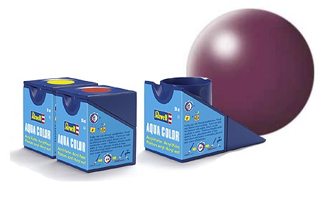 Revell Aqua Color 331 Purple Red Silk