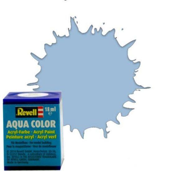 Revell Aqua Color 374 Grey Silk Matt
