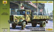 Zvezda L-4500S Einheitskabine makett